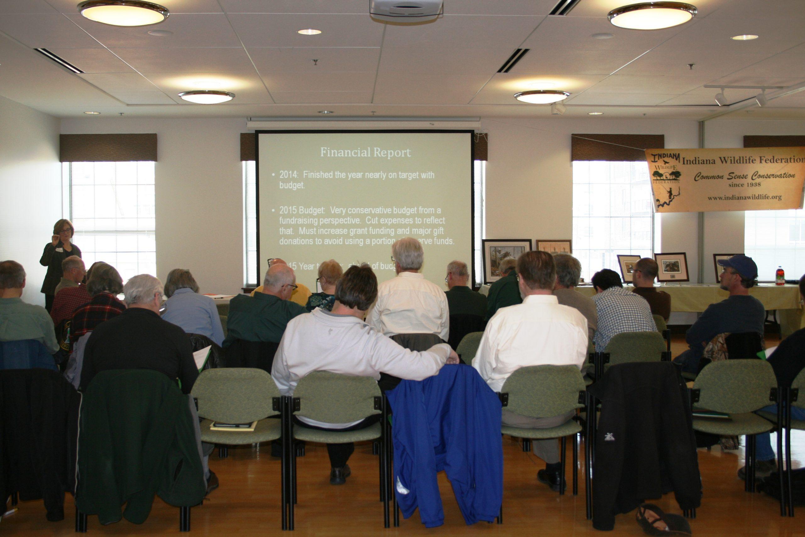 IWF Annual Meeting