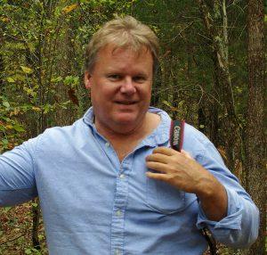 Ohio DNR (retired) botanist Jim McCormick